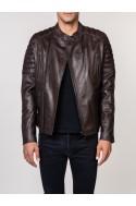 Perfecto Cuir Rome Homme LADC Choco