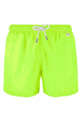 Short De Bain MC2 Saint Barth Supreme Pantone 94-Fluo Yellow