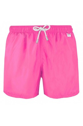Short De Bain MC2 Saint Barth Supreme Pantone 25-Fluo Pink