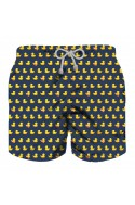 Short De Bain MC2 Saint Barth Jean Lighting Enfant Ducky