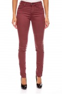 Jeans Femme Bordeaux KIMBERLY SLIM-00227-S660 JACOB COHEN