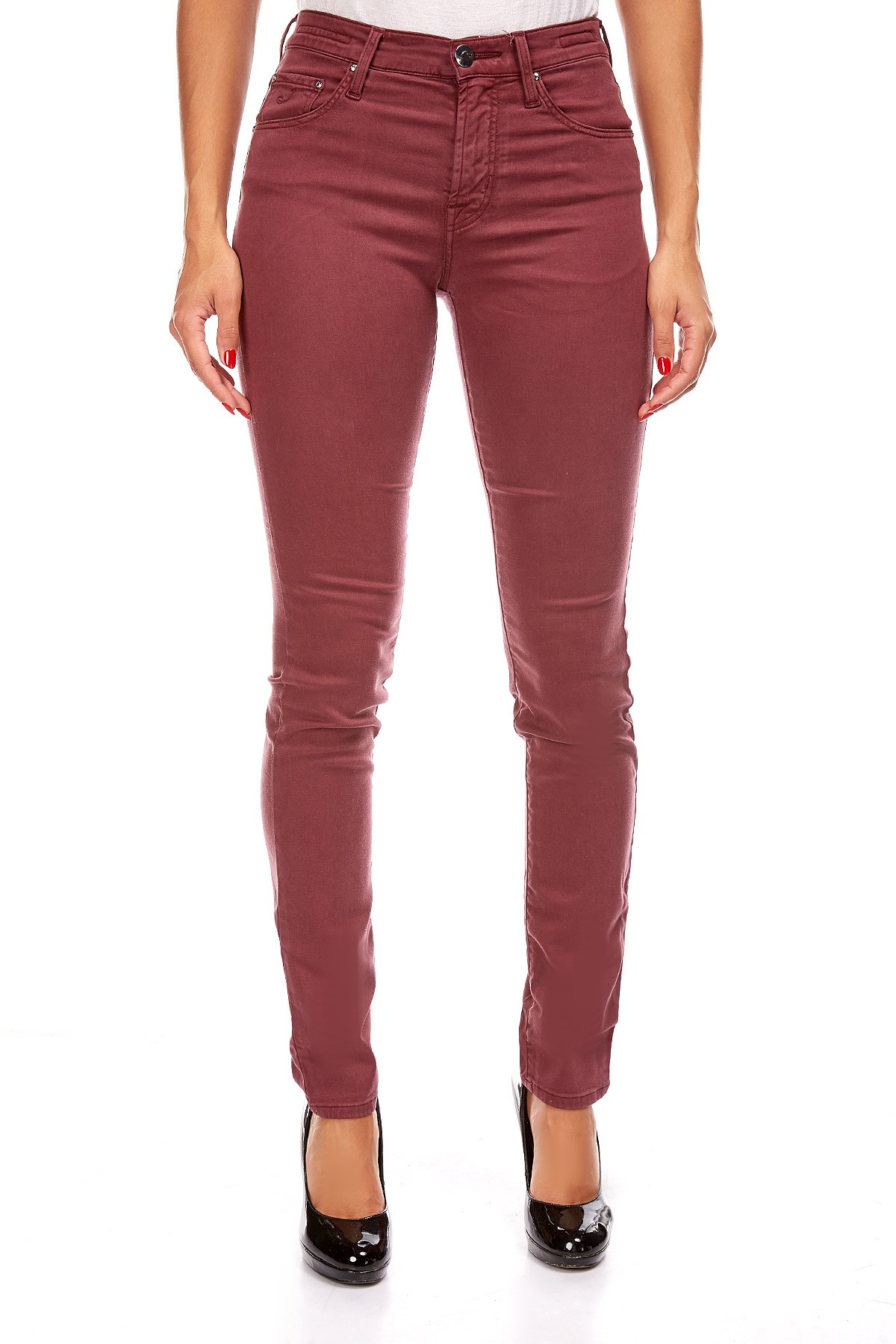 00 Bordeaux Kimberly € Slim 174 00227 Cohen Femme Jacob S660 Jeans Nvmnw80