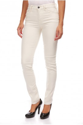 d316f51678caf Jeans Femme Blanc KIMBERLY SLIM-00227-S101 JACOB COHEN loupe