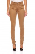Jeans Femme Beige KIMBERLY SLIM-00227-S445 JACOB COHEN