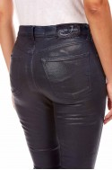 Jeans Femme Gris KIMBERLY SLIM-08768-W2-002 JACOB COHEN