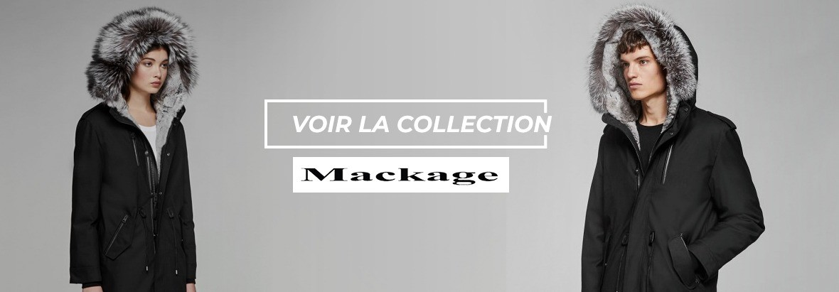 Doudoune Mackage Paris