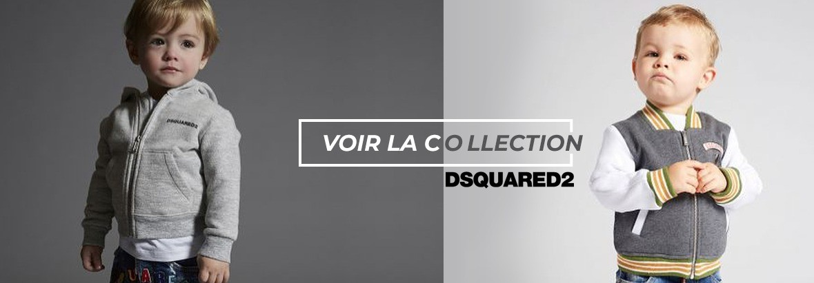 Collection 2018/19 Enfant Dsquared2